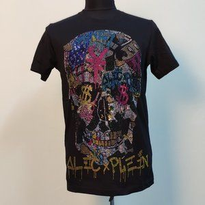 Philipp Plein Alec Plein Shining Print Men Tshirt